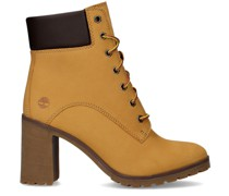 Ankle Boots Allington 6in Lace Camel Damen