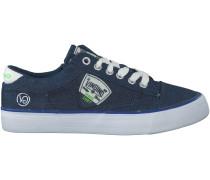Blaue Vingino Sneaker DAVE LOW