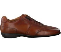 Cognac Van Bommel Sneaker 16139