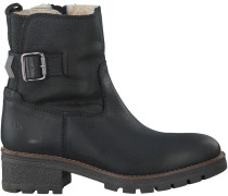 Schwarze Via Vai Boots 4705009