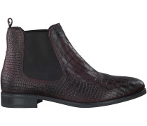 Rote Omoda Chelsea Boots 995-003