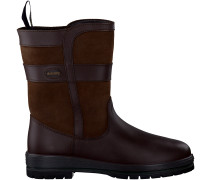 Braune Dubarry Stiefel ROSCOMMON