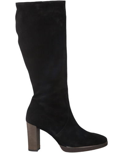 Schwarze Paul Green Stiefel 8067