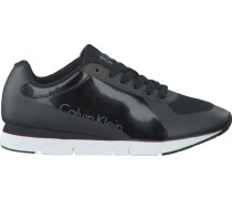 Schwarze Calvin Klein Sneaker TILLY