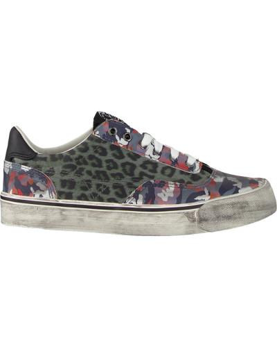 Graue Diesel Sneaker S-Flip LOW W