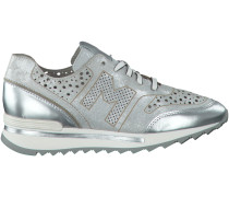 Silberne Maripé Sneaker 22365