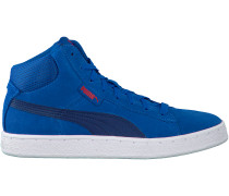 Blaue Puma Sneaker PUMA 1948 MID JR