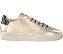 Goldene Nubikk Sneaker YEYE NINTU