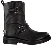 Schwarze Shabbies Ankle Boots 181020085