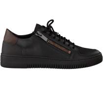 Schwarze Antony Morato Sneaker MMFW00826