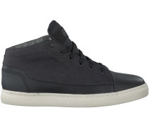 Schwarze G-Star Sneaker THEC MID