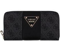 Graue Guess Portemonnaie SWSG63