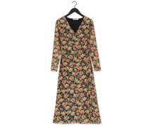 Midikleid Overlap Midi Dress