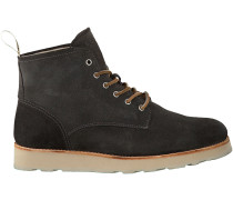 Blaue Blackstone Ankle Boots OM74