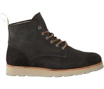Blaue Blackstone Ankle Boots OM74