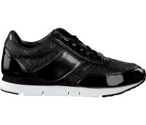 Schwarze Calvin Klein Sneaker TOSCA
