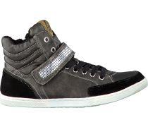 Schwarze Bullboxer Sneaker AEBF5S570