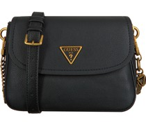 Guess Umhängetasche Destiny Shoulder Bag Schwarz Damen