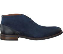 Blaue Van Lier Business Schuhe 5341