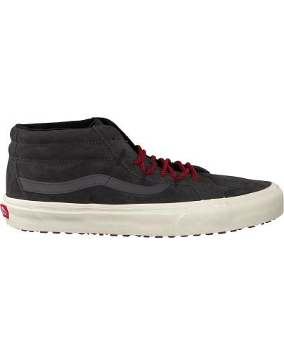 Taupe Vans Sneaker Sku8 Mid Reissue Sku8 Mid Reis