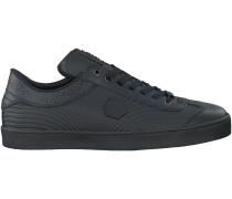 Schwarze Cruyff Classics Sneaker SANTI