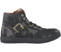 Schwarze Omoda Sneaker B1144