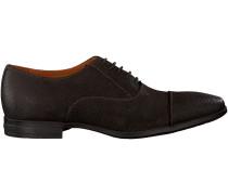 Braune Van Lier Business Schuhe 96052