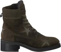 Grüne Nubikk Boots DALIDA STARS