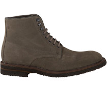 Taupe Greve Schnürboots 1404