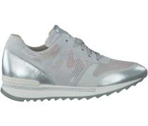 Weiße Maripé Sneaker 22227