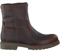 Braune Panama Jack Boots FEDRO