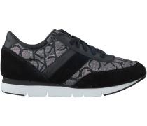Schwarze Calvin Klein Sneaker TEA