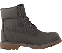 Graue Timberland Ankle Boots 6IN PREMIUM