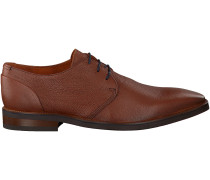 Cognac Van Lier Business Schuhe 5480