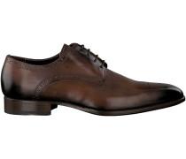 Braune Giorgio Business Schuhe HE12421