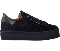 Blaue Via Vai Sneaker 4920101