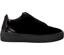 Schwarze Floris van Bommel Sneaker 85173