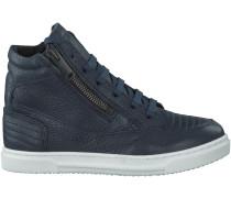 Blaue Antony Morato Sneaker MKFW00085