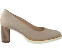 Beige Gabor Pumps 010