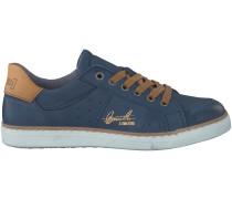 Blaue Bullboxer Sneaker AGM008
