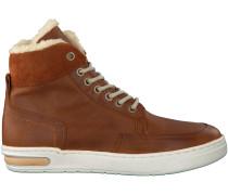 Braune Hip Sneaker H2737