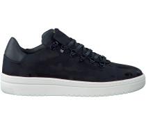 Blaue Nubikk Sneaker YEYE CAMO DAMEN