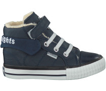 Blaue British Knights Sneaker ROCO