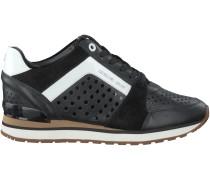 Schwarze Michael Kors Sneaker BILLIE TRAINER