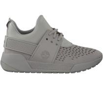 Graue Timberland Sneaker KIRI UP MICROFIBER
