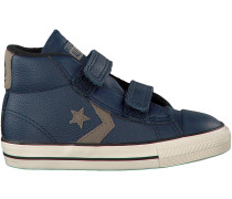 Blaue Converse Sneaker STAR PLAYER MID 2V