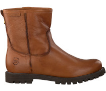 Cognac McGregor Ankle Boots BLAIR