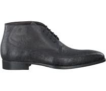 Graue Greve Business Schuhe 4551