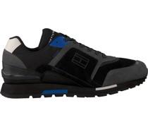 Sneaker Low Dorian 1c Schwarz Herren