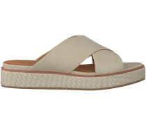 Beige What For Zehentrenner SS17WF297